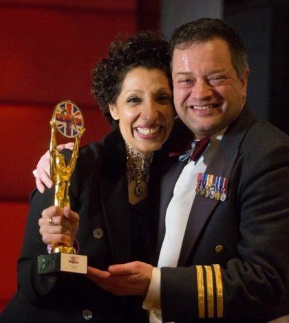 Ren Kapur, X-Forces, Award Winner 2017