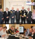 General the Lord Dannatt, Lieutenant General Sir Andrew Ridgway, Chairman, Cobseo, Debra Allcock-Tyler, Chief Executive, Directory of Social Change, Air Vice-Marshal Tony Stables, Forces in Mind Trust, Sir Keith S Pearson, Health Education England, Admiral the Rt Hon Lord West of Spithead, Air Chief Marshal Sir Stephen Dalton, Wing Commander Tal Lambert, Chairman Soldiering On Through Life Trust, SOTLT, Soldiering On