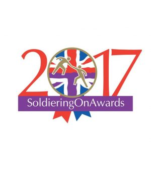 Soldiering On Awards 2017, 24 March 2017, 24 Mar 17, new logo