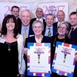 Earl Howe, Debra Allcock-Tyler, Vicki Michelle, House of Lords, 9 Feb 2017, Soldiering On Awards, Soldiering On, Tal Lambert