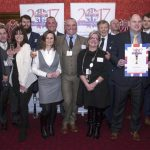 Square Mile Salute, Anne Donoghue, Earl Howe, Debra Allcock-Tyler, Vicki Michelle, House of Lords, 9 Feb 2017, Soldiering On Awards, Soldiering On, Tal Lambert