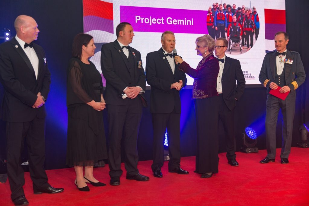 International Award, Project Gemini, Airbus Defence & Space