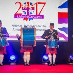 Pipes and Drums of the Scots Guards Regimental Association, Soldiering On Awards