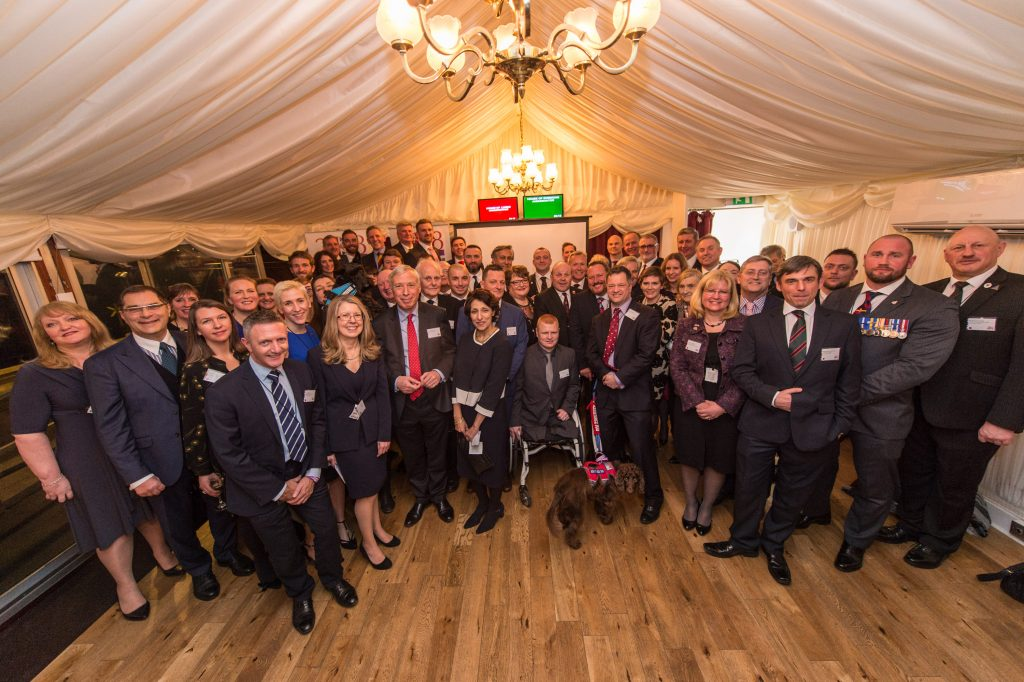 Soldiering On Finalists House of Lords