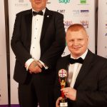 Soldiering On Awards, 20 April 2018, Inspiration Award, Andy Allen