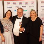 Soldiering On Awards, Family Value Award, The Connell Family, 20 April 2018