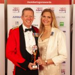 Soldiering On Awards, 20 April 2018, Inspiration Award, Soldiers Arts academy ,Brigadier Fred Hargreaves