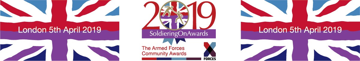 Soldiering OnAwards