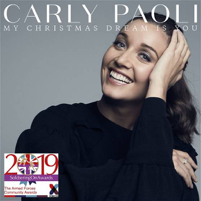 Carly Paoli sings to raise funds for Soldiering On Awards