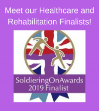 Soldiering On Awards 2019 Finalists