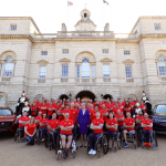 Team UK Invictus Games 2018 - SOA Sporting Excellence Finalist 2019