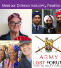 Meet Our Defence Inclusivity Finalists