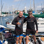 Steve Sparkes and Mick Dawson - SOA Sporting Excellence Finalist 2019