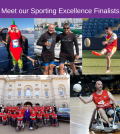 Meet our Sporting Excellence Finalists 2019