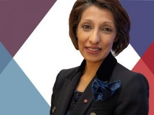 Ren Kapur MBE, Founder & CEO, X-Forces Enterprise. Co-chair, Soldiering On Awards
