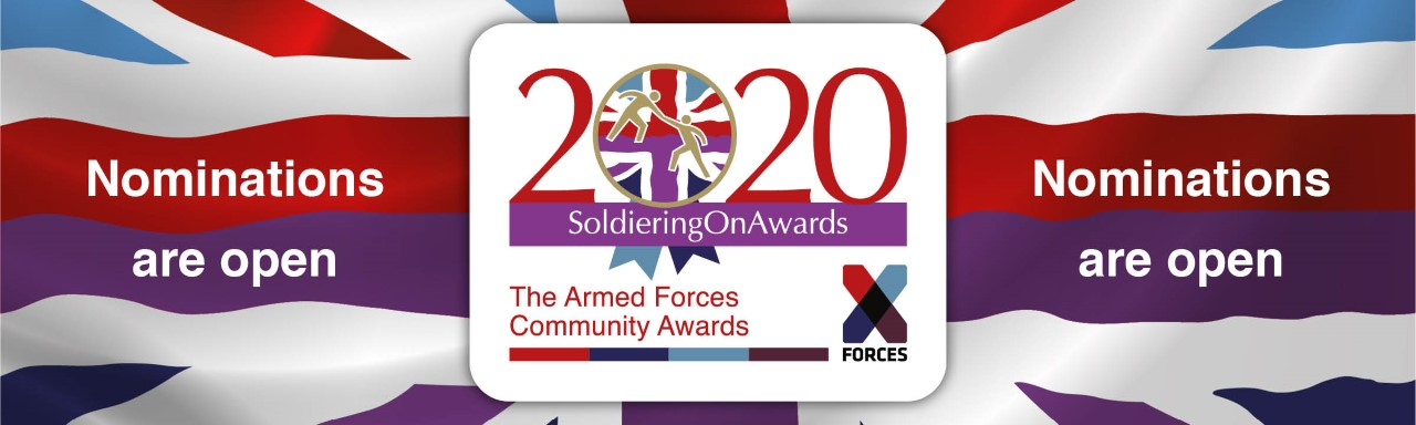 The 2019 Soldiering On Award Finalists - Soldiering OnAwards