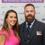 Michael Lewis, finalist in the 2020 Soldiering On Awards Sporting Excellence Category, sponsored by Spectra Group