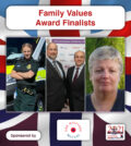 Soldiering On Awards - Family Values Finalists 2021
