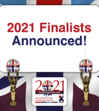2021 Soldiering On Award Finalists