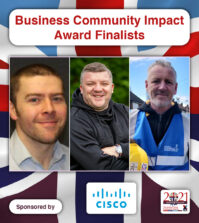 Soldiering on Award finalist - Business Community Impact category